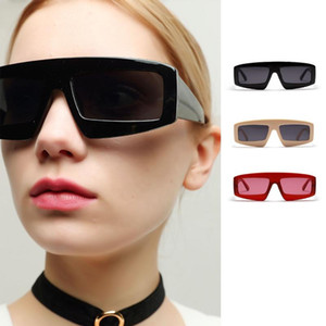 2020 Trending Shades Products Sunglasses Gradient Punk Oversize Desiner Quay Women Square Cool Clout Luxury Black Hot Femenino Pamma