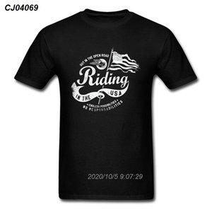 Usa Infinite possibilità design Lettera T-shirt manica corta Vintage 100% Cotton Group magliette Nero Non Responsabilità 2815510
