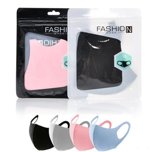 Mouth PM2.5 Cover Anti Masks I Stock Masks Party Washable Dustproof Reusable Silk Dust Mask Fa Diuqb Cotton 1pcs bag Wuulg Npmjh