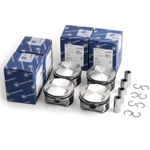 Free shipping 4-Pack Pistons Rings Set KS 84mm For BMW E60 E87 E90 118i 120i 320i 520i X3 N46B20B