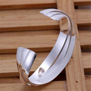 Nouvelle liste Silver Color Bijoux Fashion Creative Trois bracelet Paquet Mail Nouvelle annonce Online Best Best Best Passifs H SQCLQG