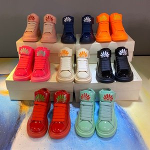 Canvas Leather Shoe Casual Womens Sneakers Ladies Flat Slip-On Dress Shoes yn200716