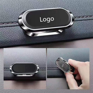 Newest Strong Magnetic Car Phone Holder 360 Degree Rotation Cell phone Stand Car Holder Multifunctional non-slip Car Mount