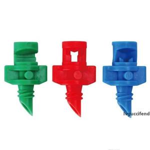 Atomization Micro Sprinkler Sprayer Watering Spray Equipments Gardens Decorations Nozzle 90 180 360 Degrees Irrigation Sprayer IIA116