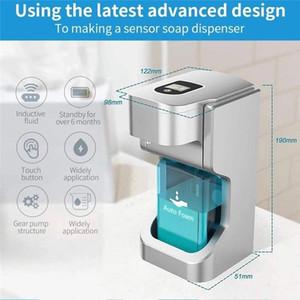 Distributeur automatique de mousse de savon automatique à 300 ml Distributeur de capteur automatique Distributeur de savon liquide automatique Distributeur de savon liquide Main Laver l'hôtel Home Ewe2310
