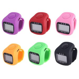 Portable 7-channel 6-digit LCD Display Bluetooth Smart USB Electronic Counter