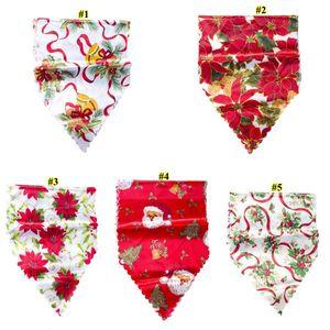 مستلزمات الطباعة الديكور عيد الميلاد عيد الميلاد الجدول علم Xams الجدول القماش حزب مهرجان سطح المكتب هدية الديكور DHA2204