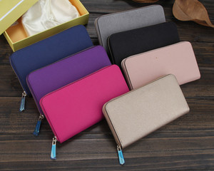 Hot Designer wallet Women Wallets Purse With Geometry Clutch For Female Long Zipper Phone Bag Fashion Coin Card Holder