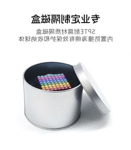11BUCCUCK 1000 نجمة شريط المغناطيسي ماجيك الكرة المغناطيس مارك ثمانية غرام رخيصة الكبار الضغط puzzle