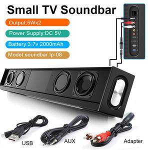 Rsionch Bluetooth Speaker Home Theater Soundbar Super Bass Portable Wireless Speaker Subwoofer Mic FM Radio for Phone PAD PC TV
