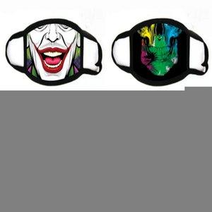 Falta Anime Unisex Máscara Mout-mufla Cotton Dustproof Anti-pó bonito Mout Ers Expressão Mout # 608