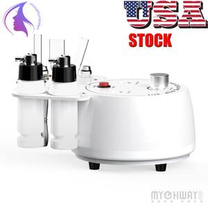 ABD stoğu! 3 in 1 Hydro Mikrodermabrazyon Yüz Peeling Cilt Bakımı Spa Elmas Dermabrazyon Güzellik Makinesi
