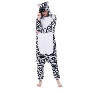 Unicorn Enfants Pajama Kigurumi Horn Horn Horse Sleepcoat Baby Dessin animé Chemin de nuit Nocturne Flanelle Jumpssuit coloré Pijama Pijama 27az C2