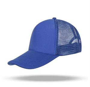 بلون BWB قماش NET قبعة مخصصة قبعة الكبار سفر الإعلان الصيف المتطوعين الشمس قبعة بيسبول