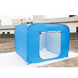 Недавно спасательная палатка временная комната для предохранительного отсека в помещении.