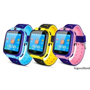 Kids Smart Watch Touch Screen Sports Smartwatch Phone with Call Camera Games Recorder Alarm Music Player For Children Teen Students Age 3-12