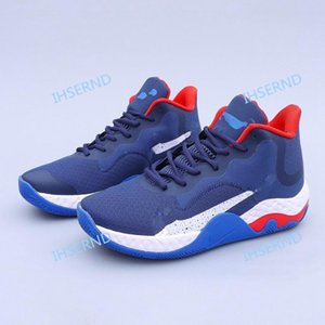 Breathing yellow triple white blue men's outdoor hiking running shoes Presto React Ultra jogging coach sneakers
