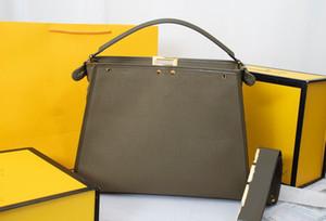 Luxury designer fashion trend handbag shoulder messenger lady bag large capacity cosmetic bag card case wallet