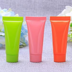 Косметический шланг Cosmetic Soft Tube Молочко для лица Крем для рук Пластиковые Empty Упаковка лосьон бутылки Sub-розлив инструмент макияжа BH4256 WXM
