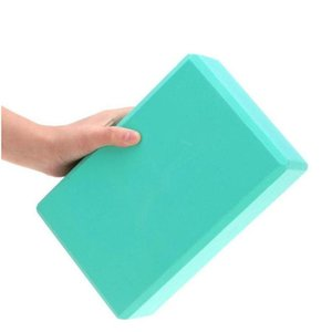 wholesale-new women yoga props for exercise fitness sport yoga block foam brick stretching aid gym