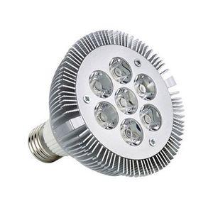 drop shipping 8X1000lm 21W E26 E27 Par 30 PAR38 LED light lamp bulb Spotlight E27 E26 110V-240VCool warm White yellow red blue