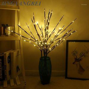 70см светодиодный ветвь Flash Flateral Flower Lights 20 лампочек искусственный завод дома свадьба Рождественская вечеринка садовый декор на день рождения подарок1