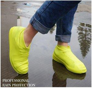Su Geçirmez Ayakkabı Yağmur Sile Için Kapakları Sile Ayakkabı Kapak Bisiklet Kullanımlık Esneklik Gazileri Kaymaz Bisiklet Boot Protecto Bbyrer