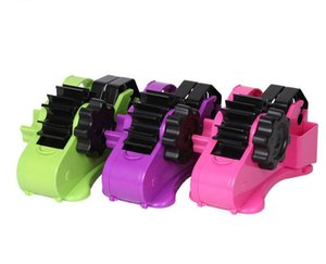 2020 Muti Functional Tape Dispenser ABS Material in 3 Colors School Supplies Office and Business Use Free Shipping