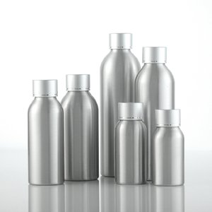 40ml 50ml 100ml 150ml 250ml Aluminum Foil High-end sub-bottled Pure Dew Bottle with Sealing Paste 10pcs lot