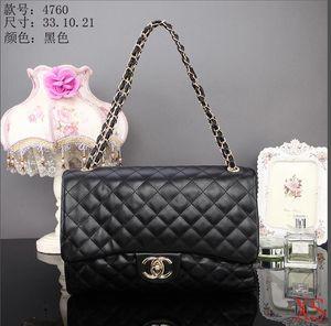 2020 New Fashion Lattice Handbag High Quality Flip Chain Women Leather Handbag Women Shoulder Messenger Bag Fashion Women bag A23