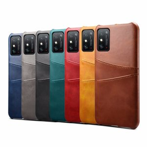 With Card Slots Leather Case For Huawei Mate 30 P40 PRO P30 P20 LITE Nova 7 PRO 7SE 6 6SE Honor 30S 20 20I V30 Wallet Premium Phone Cover