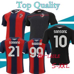 20 21 BOLOGNA FC 1909 soccer jersey home away third 2020 2021 maglie da calcio Sansone Orsolini Tomiyasu Skov Olsen Soriano football shirts