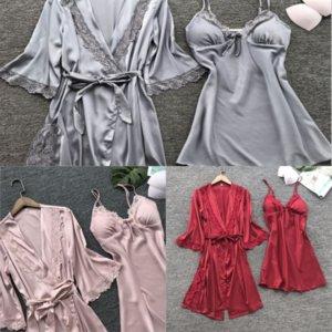 AHR Danala Seksi Leopar Pijama Gece Midi Baskı Elbise Tasarımcısı V Yaka Kadınlar Kolsuz Bodycon Gece