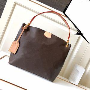 Gavriful GM MM Размер Натуральная Кожа N42249 Женские Сумки Кошельки Сотейнные Сцепления Торговые Сумки Crossbody Messenger Bag Bag Bag Bag