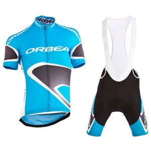 2020 Orbea Cycling Jersey Shorts Set Man Ropa Ciclismo Hombre Sport Cycling Clothing Summer Mtb Bike Maillot Ciclismo Bicicleta Wear Y05