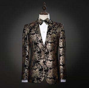 Chorus mariage groom wedding suits for men blazer boys prom suits fashion slim masculino latest coat pant designs business