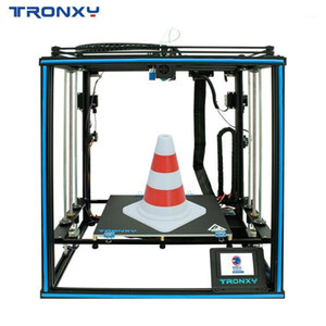 New Tronxy X5SA-2E X5SA-400-2E X5ST-500-2E 3D Printer Large Build Volume 330*330 400*400 500*500mm for choose Silence Mainboard1