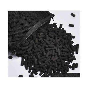 500g Aquarium Activé filtre de carbone Terre de poisson Grand Filtre gris actif Carbon Filt Qylnkh Homes2011