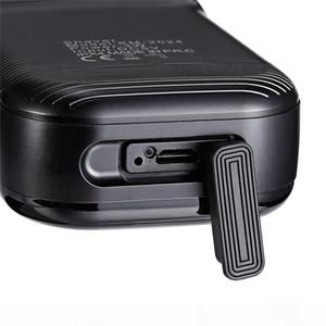 Rasoir électrique sans fil pour hommes Twin Twin Lame étanche Rasoir Razor USB Rasage rechargeable Maquin cortar Cabelo Toptrimmer CGJAZ