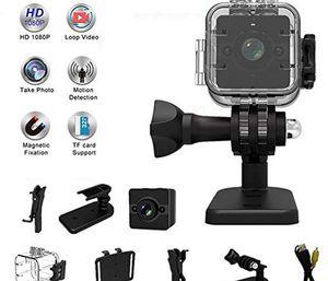 HD Waterproof Mini Camera 1080P Infrared Night Video Recorder Sport Digital Camera Support TF Card Camcorder DVR