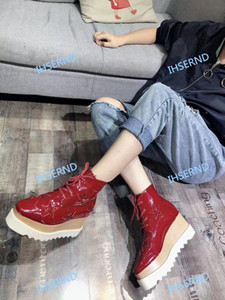 2020 women's height-increasing shoes high quality all-match red bottom junior high school platform shoes women's casual shoes bottom flat sn