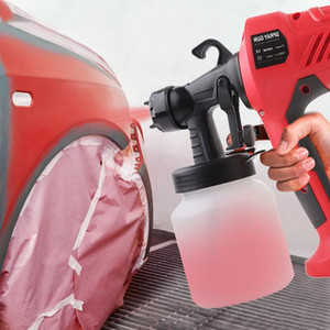 400W Electric Paint Sprayer Portable High Power Painting Compressor Device Alcohol Spray Machine Home DIY Tools EU US Plug#38