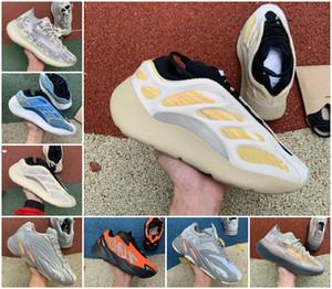 700 zapatillas deportivas Azarath barato inercia Kanye West 700 V3 Alvah Azael 380 Extranjero 3M reflectante niebla pimienta de las zapatillas de deporte V2 MNVN Runner Trainers
