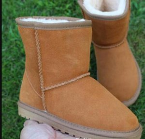 Kid Boys girls children boots baby warm snow boots Teenage Students Snow Winter boots