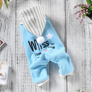 On Sale Overall For Dogs Puppy Winter Tracksuit Four Legs Coverall Clearance Stock Pet Clothes Chihuahua Pugs Poodle Shih Tzu1