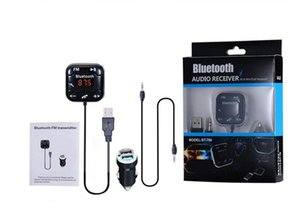 BT760 Vehicle Bluetooth MP3 Player Vehicle Bluetooth Hand-free Cigarette Lighter Bluetooth Vehicle MP3 usb Charger