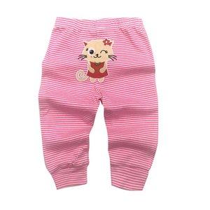Packs Unisex Baby Pants Spring Summer Kids Harem PP Trousers Cotton Knitted Boy Girl Toddler Leggings Newborn Infant Clothing