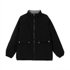 HXVV 2020 자켓 womens 다운 겨울 옷깃 목 겨울 코트 파카 긴 고품질 겨울 여자 outwea coats