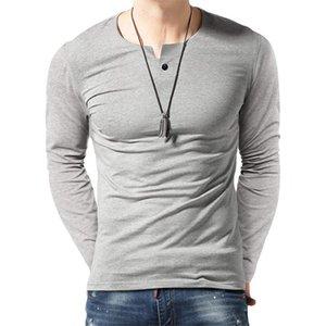 2020 New Men's Long-sleeved Winter Polo Custom T-shirt And Plus T-shirt Shirts Autumn Size Men's 2020 New Designers T Clothing Mens Coa Mcoi
