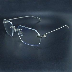 CO نظارات مخزن لا سرج الأزياء كارتر نظارات انن، إطارات الذهب شفافة، النظارات الشمسية للسيدات